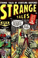 Strange Tales Vol 1 (Comic Book) #1