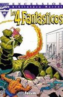Biblioteca Marvel: Los 4 Fantásticos (1999-2001) (Rústica 160 pp) #01