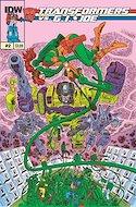 Transformers vs G.I.Joe (Comic Book 24 pp) #2