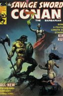 The Savage Sword of Conan the Barbarian (1974-1995) (Grapa) #9