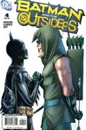 Batman and the Outsiders Vol. 2 / The Outsiders Vol. 4 (2007-2011) (Comic Book) #4