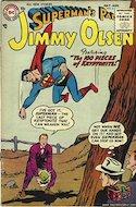 Superman's Pal, Jimmy Olsen / The Superman Family (Grapa,) #6