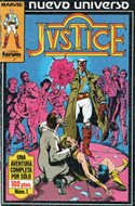 Justice (1988-1989) (Grapa 24 pp) #1