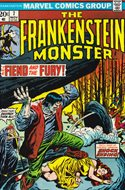 The Frankenstein monster (Grapa) #7