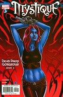 Mystique Vol 1 (Comic Book) #2