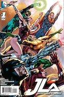 Justice League of America Vol. 4 (2015-2017) (Comic-book) #1