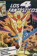 Los 4 Fantásticos Vol. 1 (1983-1994) (Retapado Rústica) #0.4