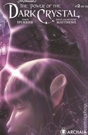 The Power of the Dark Crystal (Variant Cover) (Comic Book) #2.1