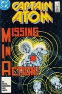 Captain Atom (1987-1991) (Comic-Book) #4