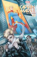 The Mighty Captain Marvel (2017-) (Comic-book) #0
