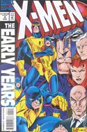 X-Men The Early Years (Comic Book) #4