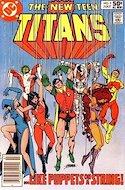 The New Teen Titans / Tales of the Teen Titans Vol. 1 (1980-1988) (Comic book) #9