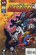 The New Warriors vol. 3 (1996-1997) (Grapa. 17x26. 24 páginas. Color.) #3