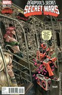 Deadpool's Secret Secret Wars (Variant Cover) (Comic Book) #1