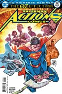 Action Comics Vol. 1 (1938-2011; 2016-) (Comic-book) #992