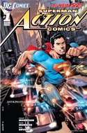 Action Comics Vol. 2 (2011-2016) (Grapa) #1