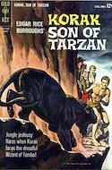 Korak Son of Tarzan / The Tarzan Family (Comic-book. 32 pp) #4