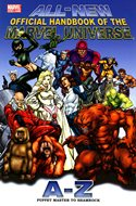 All-New Official Handbook of the Marvel Universe A to Z (Hardcover) #9