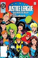 Justice League Quarterly (Rustica 80 pàgs.) #1