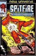 Spitfire and the Troubleshooters / Codename: Spitfire (Comic-book) #4