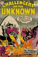 Challengers of the Unknown vol.1 (Grapa) #3