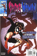 Spider-Woman (2000-2001) (Grapa. 17x26. 24 páginas. Color.) #5