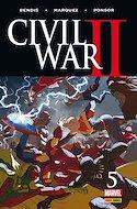 Civil War II (2016-2017) (Grapa. Color) #5