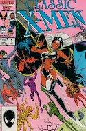 Classic X-Men / X-Men Classic (Comic Book) #4