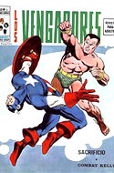 Los Vengadores Vol. 2 (1974-1980) (Grapa 44 pp) #3
