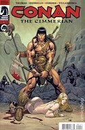 Conan the Cimmerian (2008-2010) (Grapa) #1