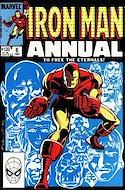 Iron Man vol. 1 Annual (1970-1994) (Comic Book) #6