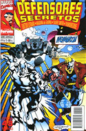 Defensores Secretos (1994-1995) (Grapa. 17x26. 24 páginas. Color.) #9