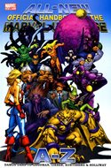 All-New Official Handbook of the Marvel Universe A to Z (Hardcover) #4