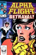 Alpha Flight vol. 1 (1983-1994) (Comic Book) #8