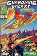 Guardians of the Galaxy Vol 1 (Comic Book) #4