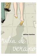 Rubia de verano (Rústica 140 pp) #