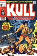 Kull the Conqueror / Kull the Destroyer (1971-1978) (comic-book) #1