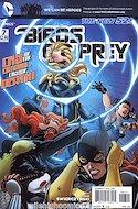 Birds of Prey Vol. 3 (2011-2014) (Comic Book) #7