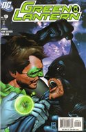 Green Lantern Vol. 4 (2005-2011) (Comic book) #9