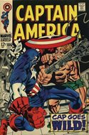 Captain America Vol. 1 (1968-1996) #106