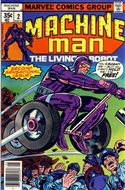 Machine Man Vol. 1 (Comic Book) #2
