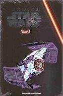 Star Wars comics. Coleccionable (Cartoné 192 pp) #6