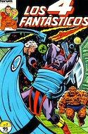 Los 4 Fantásticos Vol. 1 (1983-1994) (Grapa 36-32-24 pp) #7