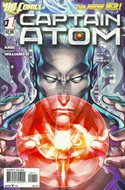 Captain Atom The New 52! (2011-2012) (Grapa) #1