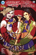 Harley and Ivy Meet Betty and Veronica (Comic-book) #4