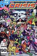Crisis on Infinite Earths (Comic Book) #9