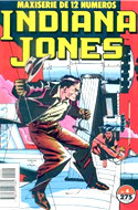 Indiana Jones (Grapa 64 pp) #4