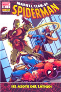 Marvel Team-Up Spiderman Vol. 2 (2007-2010) (Rústica 176 pp) #5