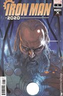 Iron Man 2020 (2020- Variant Cover) (Comic Book) #1.7