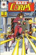The H.A.R.D Corps (Comic Book) #8